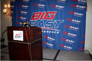 The Catholic 7 announced last week that they voted and are going to leave the Big East to form their own conference. (Image courtesy of http://collegebasketballtalk.nbcsports.com/2012/12/15/catholic-7-release-statement-announcing-departure-from-big-east/)