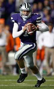 Kansas State's lone loss to Baylor caused Collin Klein's Heisman chances to take a serious hit. (Image courtesy of http://sportsillustrated.cnn.com/2012/writers/gabriel_baumgaertner/11/04/kansas-state-oregon-alabama-week-10/index.html)