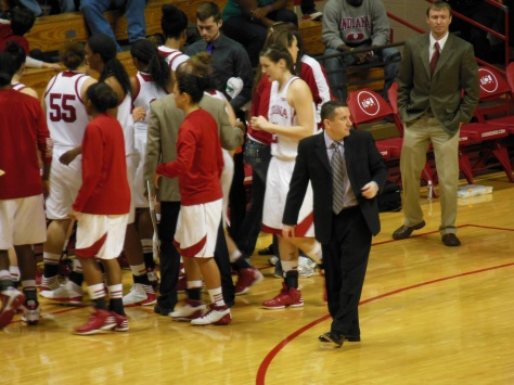 IU Coach Miller won MAC Coach of the Year six times in his tenure at Bowling Green State University.