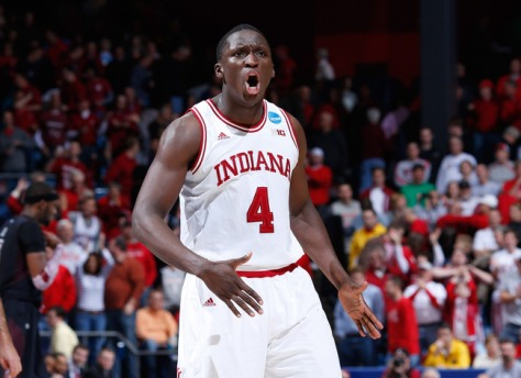 Victor Oladipo was drafted second overall by the Orlando Magic.  (Joe Robbins/Getty Images)